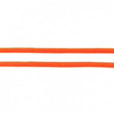 Baumwoll Kordel 8 mm orange