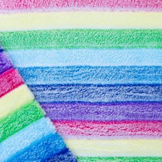 Regenbogen Fleece