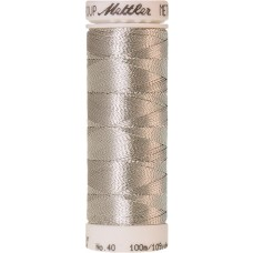 Mettler Metallic 100m antique silver