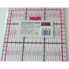 Patchwork Lineal 60 x 15 cm pink