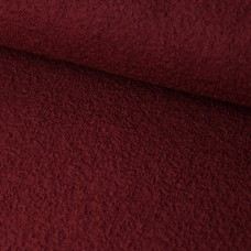 Merino Wollwalk bordeaux
