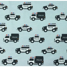 Police Cars Jersey
