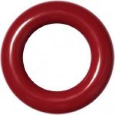 Ösen 8 mm weinrot