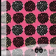Rubus hot pink Bio-Stretchjersey