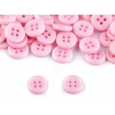 Mini-Knopf rosa