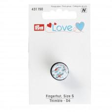 Prym Love Fingerhut Größe S