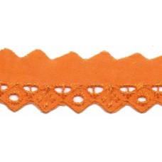 Madeira Spitze orange 20 mm
