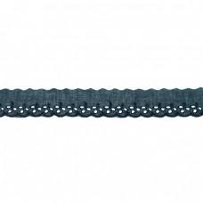 Spitze Kreise dunkelblau 30 mm