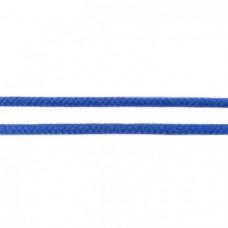 Baumwoll Kordel 8 mm blau