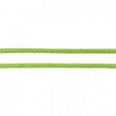 Baumwoll Kordel 8 mm hellgrün