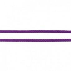 Baumwoll Kordel 8 mm lila
