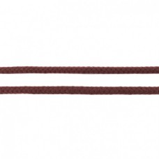 Baumwoll Kordel 8 mm braun