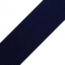 Baumwoll-Gurtband 30 mm dunkelblau