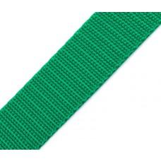 Gurtband 30 mm grün