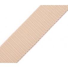 Gurtband 30 mm ecru