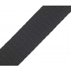 Gurtband 30 mm anthrazit 2,5 m Reststück
