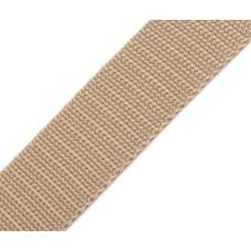 Gurtband 30 mm beige