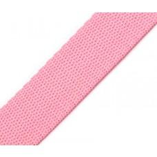 Gurtband 30 mm rosa
