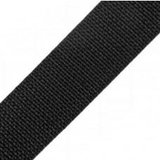 Gurtband 30 mm schwarz