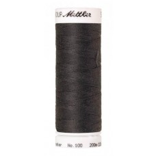 Mettler Seralon 200m dark charcoal