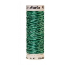 Mettler Poly Sheen Multi 200m minty leaves
