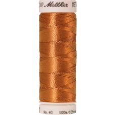 Mettler Metallic 100m copper gold