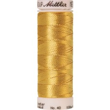 Mettler Metallic 100m inka gold