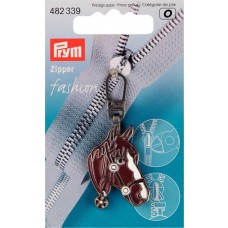 Prym Fashion Zipper Pferdekopf