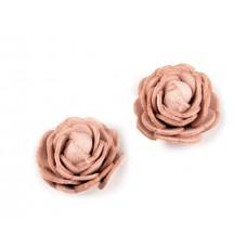 Rose rosé Kunstleder