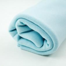 Bio-Bündchen Stoffonkel Babyblau