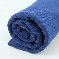 Bio-Bündchen Stoffonkel Marineblau