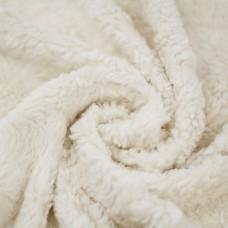 Bio Baumwollteddy naturweiß Stoffonkel