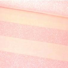Blockstreifen grafisch rosa Stretchsweat