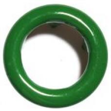 Jersey Druckknöpfe waldgrün