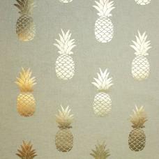 Dekostoff Ananas