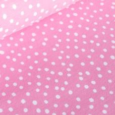Tidöblomma Jersey Droppar pink