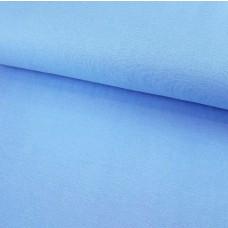 Bündchen glatt hellblau