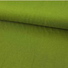 Bündchen glatt moosgrün