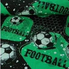 Football grün Stretchjersey