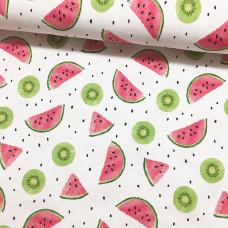 Melone & Kiwi Stretchjersey