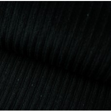Breitcord Stretch schwarz