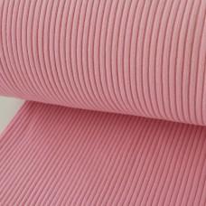 Grobripp Bündchen rosa