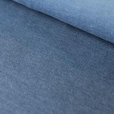 Jeansjersey blau