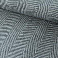 Canvas Streifen grau
