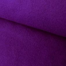 Baumwoll-Fleece Cassy lila