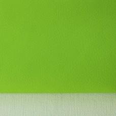 Lederimitat hellgrün