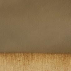 Lederimitat taupe 70 x 50 cm