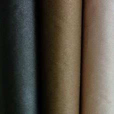 Baumwolle beschichtet Glitzer braun