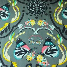 Painted Ladies Flutter Baumwoll Webstoff