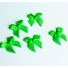 5 Schleifchen hellgrün